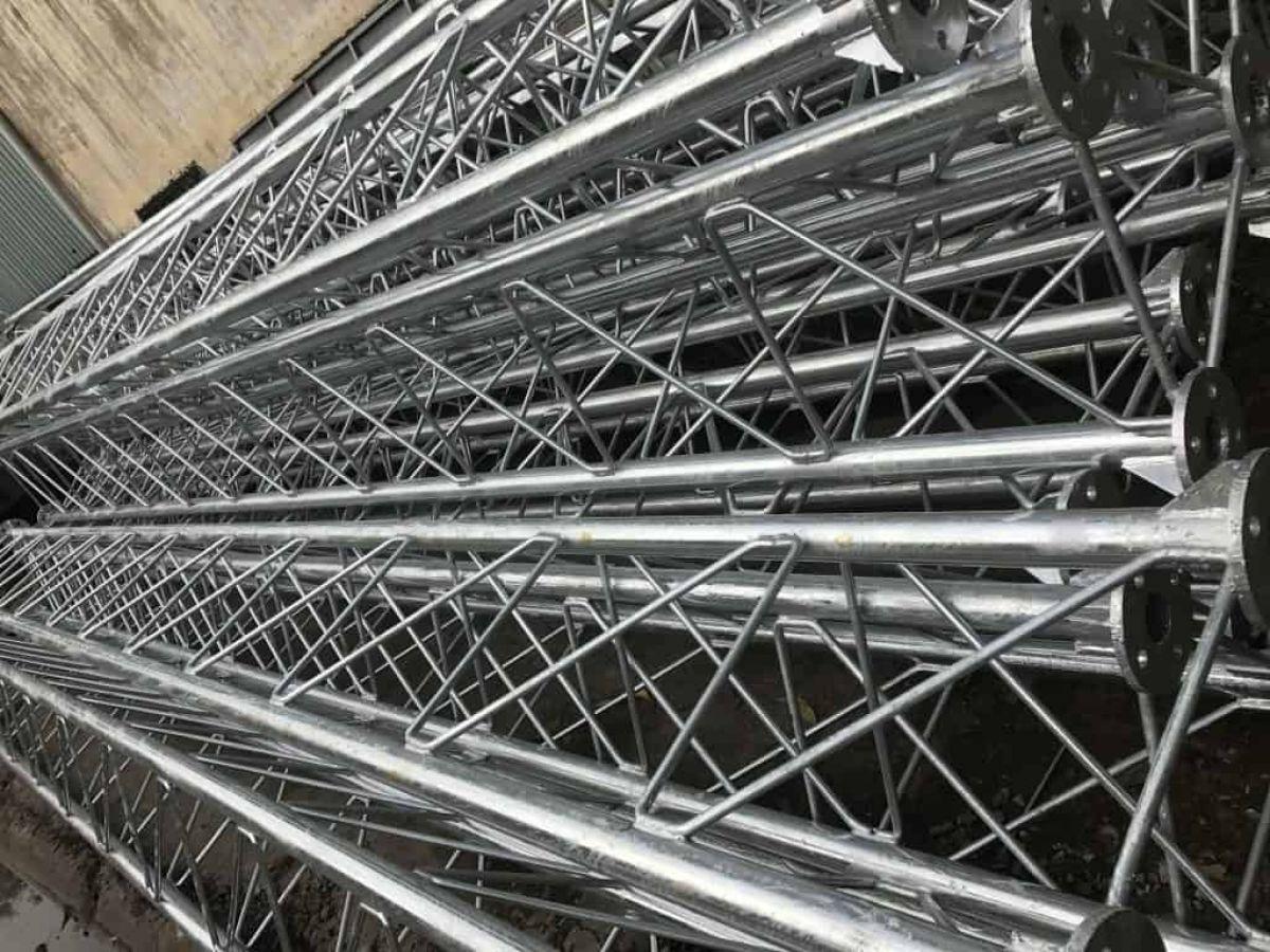 Mạ kẽm nhúng nóng là phương pháp tối ưu để bảo vệ bề mặt kim loại