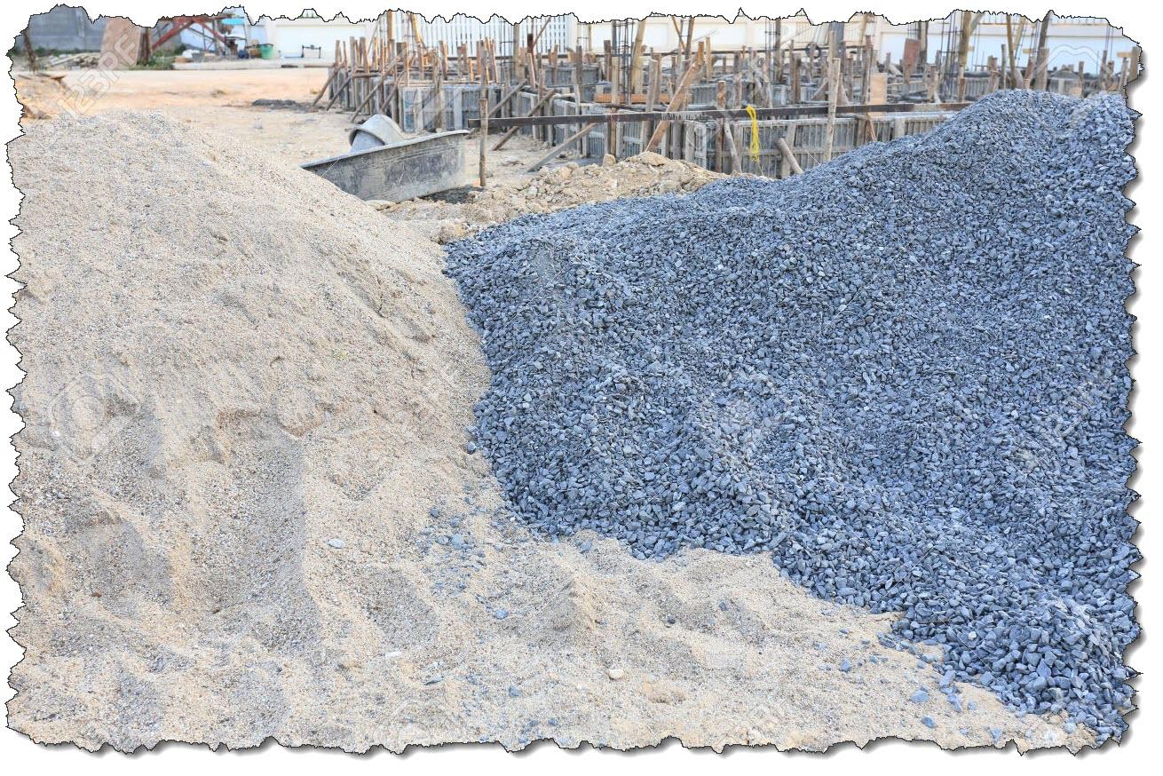 Cấp phối bê tông phải chuẩn từ khâu phân chia tỷ lệ nguyên liệu