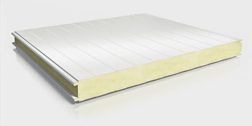 Panel PU cách nhiệt thường thấy trong các kho lạnh bảo quản
