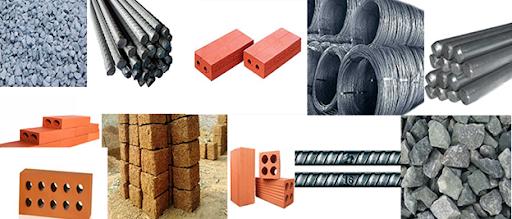 Trọng lượng riêng vật liệu xây dựng