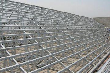 Xà gồ là gì? Đó là cấu trúc ngang của mái nhà